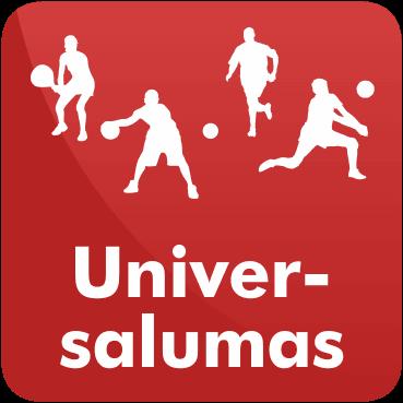 universali sportine danga